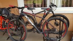 2 bikes KSW XLT aro 29 21V Quadro 19