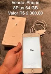 IPhone 8 Plus - 64 Gb - Rose Gold
