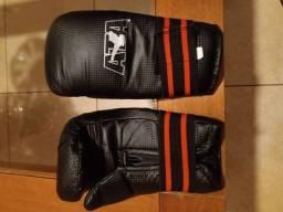 Par de Luvas semi-abertas de Taekwondo