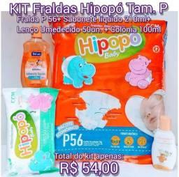 Fralda Hipopó