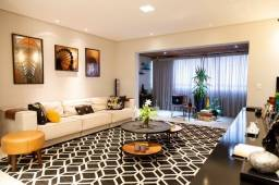 Apartamento mob em Alphaville centro155m 4 qtos c/2 suítes 3 vg 11.500 pacote