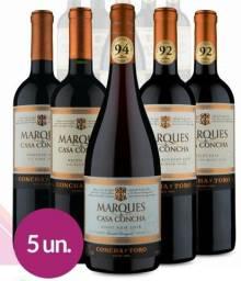 Vinho kit Marques de Casa Concha