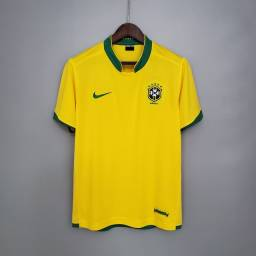 Camisas Retrô Brasil