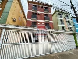 Título do anúncio: Apartamento com 2 dormitórios para alugar, 64 m² por R$ 1.100,00/mês - Jardim Casqueiro -