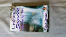 Livro Umbanda sagrada: Religião, ciência, magia e mistérios - Rubens Saraceni