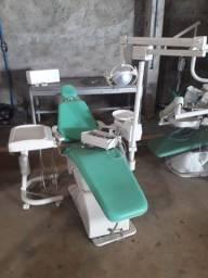 Cadeira de dentista completa