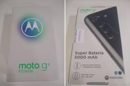 Moto g8 power novo lacrado