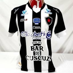 Camisa Botafogo Paraiba Jogo Belo 18 Copa Noroeste  Original