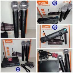 Microfone Profissional Dinâmico