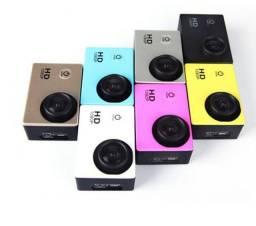 Camera Aprova D`agua Action Cam Sport Cam Full HD 1080P<br><br>