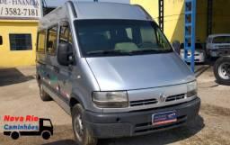 Título do anúncio: Renault Master Bus 16 DCI