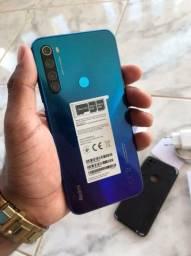 Redmi Note 8 SEMI NOVO