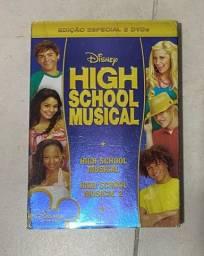 Título do anúncio: High School Musical 2