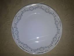 Prato avulso porcelana Renner