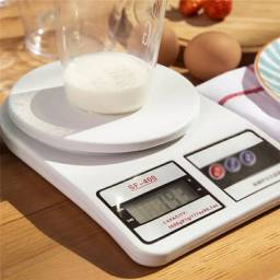Balança Digital De Precisão Cozinha 10kg
