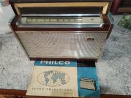 Rádio Philco Transglobe mod. B-471