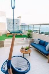 Título do anúncio: Cobertura com 3 dormitórios à venda, 239 m² por R$ 2.690.000,00 - Ingá - Niterói/RJ