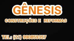 GENESIS construção e reforma