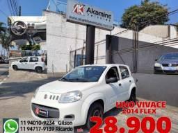 Título do anúncio: Fiat - Uno 1.0 Vivace - 2014