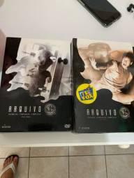 Box lacrado Arquivo X - Quatro temporadas