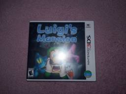 VENDO LUIGIS MANSION 3DS