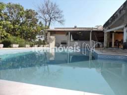 Casa à venda com 5 dormitórios em Bandeirantes (pampulha), Belo horizonte cod:827567