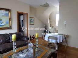 Apartamento à venda com 4 dormitórios em Santa mônica, Belo horizonte cod:594769