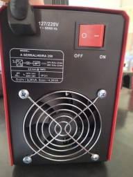 Título do anúncio: Inversora solda Eletrodo Bambozzi Serralheria Turbo 250 Bivolt
