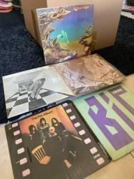 Discos de vinil lp Banda Yes - vendo todos juntos ou avulso.