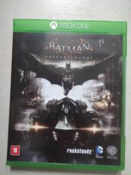 Jogo para XBox one: Batman ARkham Knight