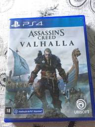 jogo ps4 assassins creed valhalla