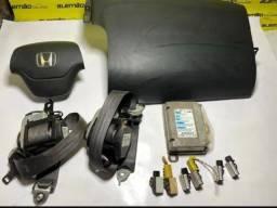 Título do anúncio: Kit Airbag Completo - Honda CRV 2007/2011