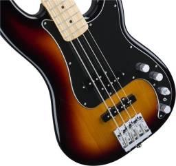 Título do anúncio: Baixo Fender ( Mexico ) Precision Bass Special - 4 cordas, com case
