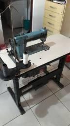 Máquina costura industrial Singer