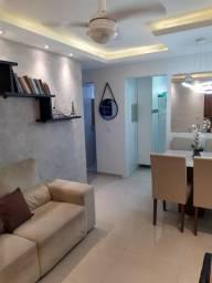 M - Lindo apartamento 2 quartos no Morada do Sol fino acabamento