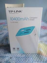 Carregador Portátil TP-LINK 10400mAh TL-PB10400 (Novo)