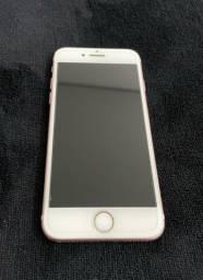 Título do anúncio: IPHONE 7 32GB - Rose