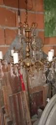 Lustres de bronze