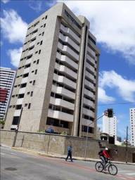 Título do anúncio: Apto 3 suítes, 2 vagas, 150 m² - R$ 650 mil - Dionísio Torres - Fortaleza/CE