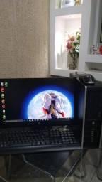 Título do anúncio: Pc Hp Intel Core i7 - 12gb de Ram/Ótimo Desempenho/Rápido/