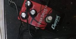 Pedal de guitarra cruzer by crafter