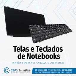 Peças e Reparo em Notebooks