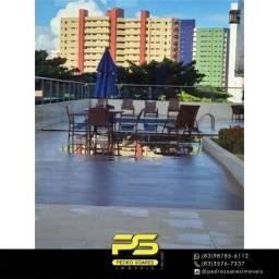 Apartamento com 4 dormitórios à venda, 166 m² por R$ 600.000 - Miramar - João Pessoa/PB