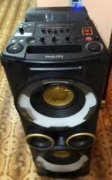 Vendo caixa de som philips nx5