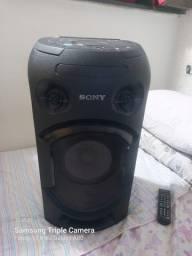 Título do anúncio: Som Mini System Sony Bluetooth