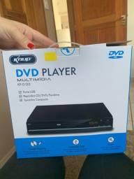 Vende-se DVD novo nunca usado