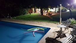 Título do anúncio: CHACARA EM STO ANTÓNIO, COM CASA DE 250 M2-BEIRA DO RIO