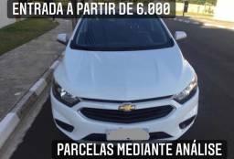 Chevrolet Onix 1.0 LT (PARCELAMOS)