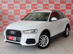 Título do anúncio: Audi Q3 1.4 TFSI/TFSI Flex S-tronic 5p 2017 Flex