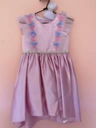 Vestido bellarita 2 anos